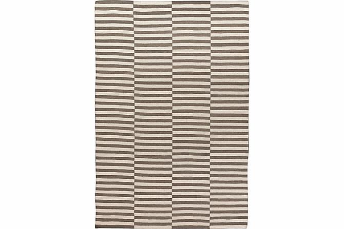 Guerra Kelim Matte 80x250 - Grå - Innredning - Tepper & Matter - Orientalske tepper