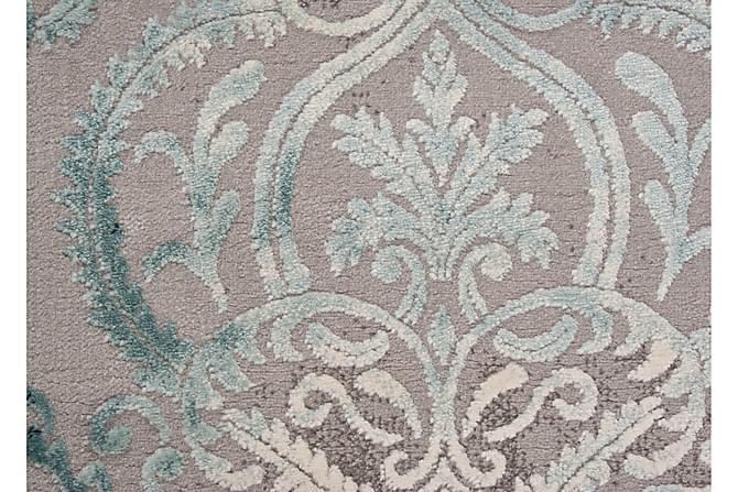 Wyatt Medallion Orientalsk Matte 133x190 - Turkis - Innredning - Tepper & Matter - Orientalske tepper