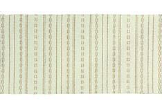Asta Matte Miks 70x180 PVC/Bomull/Polyester Hvit