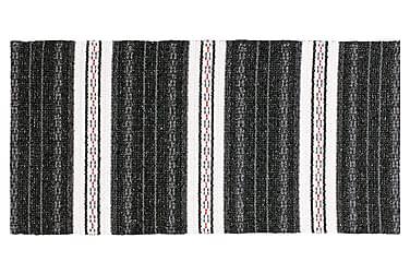 Asta Matte Miks 70x260 PVC/Bomull/Polyester Svart