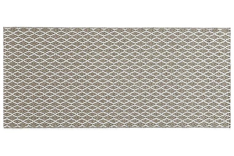 Eye Plastmatte 150x200 Vendbar PVC Beige