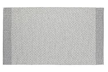 Floow Flake Plastmatte 80x210 Vendbar PVC Aske
