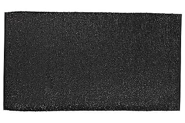 Floow Floss Plastmatte 140x280 Vendbar PVC Kull