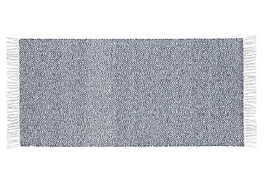 Goose Matte Miks 70x350 PVC/Bomull/Polyester Blå