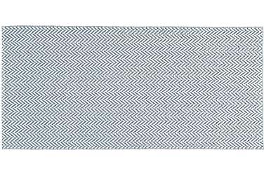 Ola Plastmatte 70x150 Vendbar PVC Blå