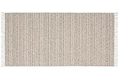 Svea Matte Miks 70x140 PVC/Bomull/Polyester Sand