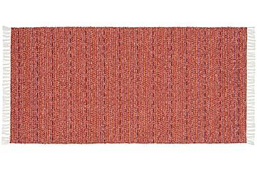 Svea Matte Miks 70x180 PVC/Bomull/Polyester Rød