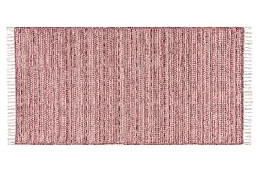 Svea Matte Miks 70x300 PVC/Bomull/Polyester Rosa