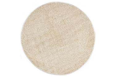 Shaggy flossteppe 160 cm beige