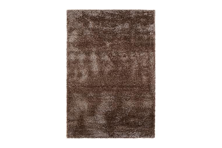 Cozy Lyx Ryematte 120x170 cm - Konjakkbrun - Innredning - Tepper & Matter - Ryeteppe