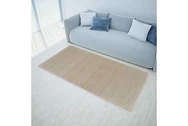 Bambusteppe 100x160 naturell
