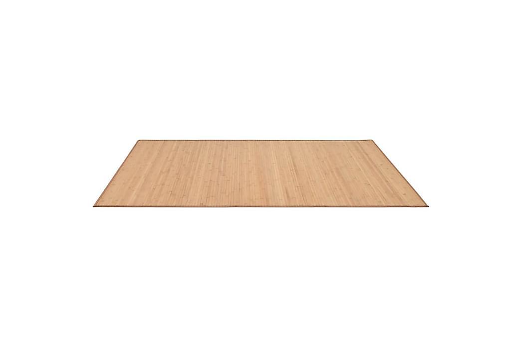 Bambusteppe 120x180 cm brun - Innredning - Tepper & Matter