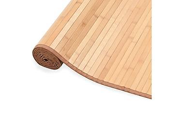 Bambusteppe 80x300 cm brun