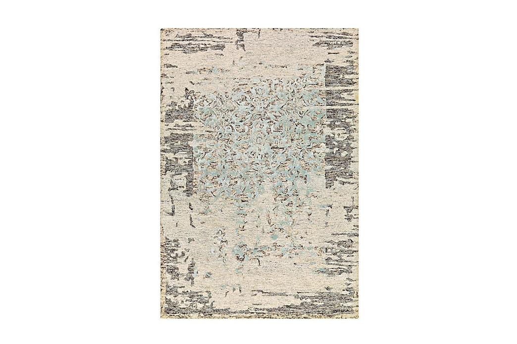 Annecoos Matte Addal Grå/Mint 80x150 cm - Innredning - Tepper & Matter - Små tepper