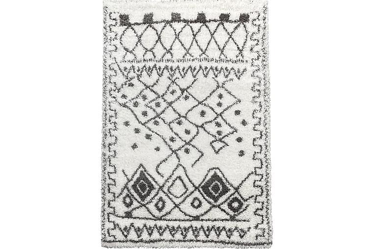 Irubhi Matte 80x150 cm - Hvit/Grå - Innredning - Tepper & Matter - Små tepper
