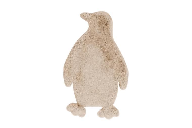 Kistian Matte Ngani-Penguin Krem 52x90 cm - Innredning - Tepper & Matter - Små tepper