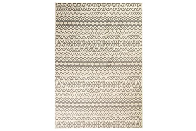Segersta Moderne Matte 180x280 Tradisjonelt Design - Beige/Grå - Innredning - Tepper & Matter - Små tepper