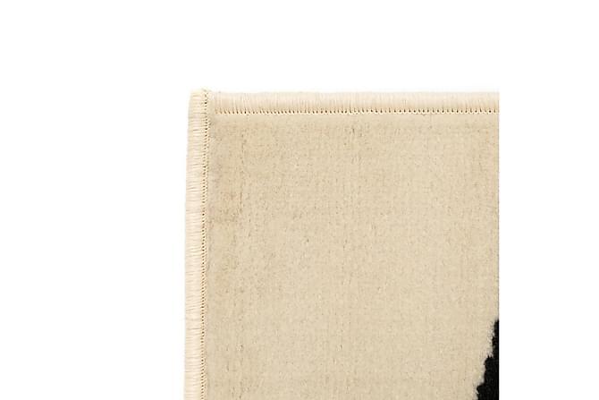 Somanda Moderne Matte 80x150 Zebradesign - Beige/Svart - Innredning - Tepper & Matter - Små tepper