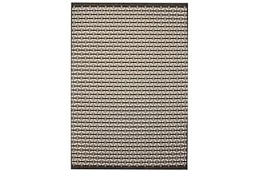 Teppe sisal-aktig innendørs/utendørs 140x200 cm firkantet