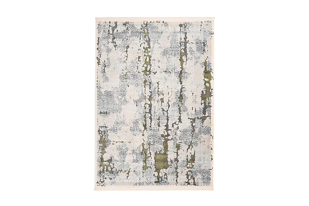 Thoyor Matte Stall Grå/Grønn 80x150 cm - Innredning - Tepper & Matter - Små tepper