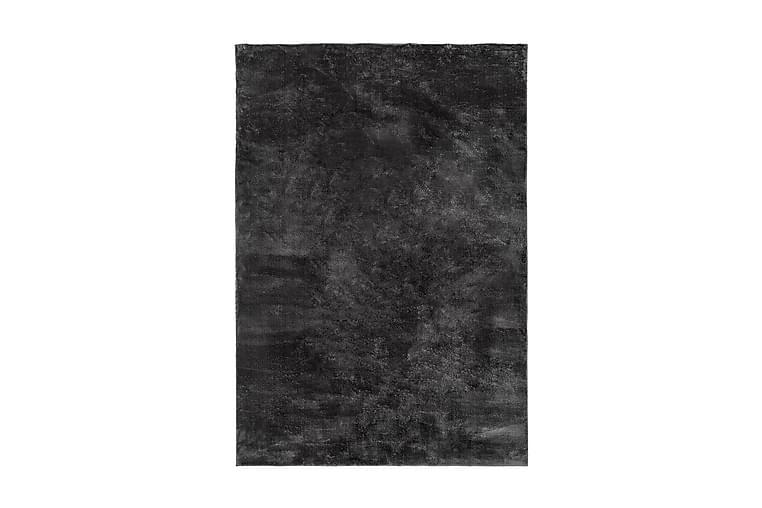 Esarby Viskosematte 160x230 cm - Antrasitt - Innredning - Tepper & Matter - Store tepper