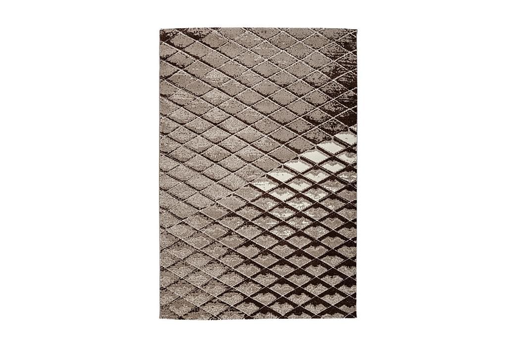 Gatepre Matte Gitaw Brun 160x230 cm - Innredning - Tepper & Matter - Store tepper