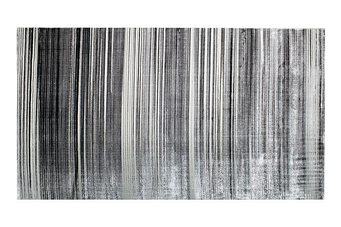 Ian Matte 160x230 - Svart/Hvit - Innredning - Tepper & Matter - Store tepper