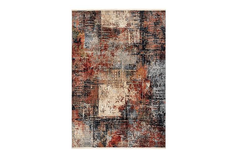 Marstad Vintage Matte 160x235 cm - Rød / Blå - Innredning - Tepper & Matter - Store tepper