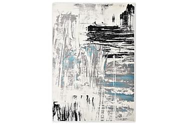 Teppe blå 140x200 cm PP