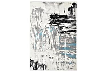 Teppe blå 160x230 cm PP
