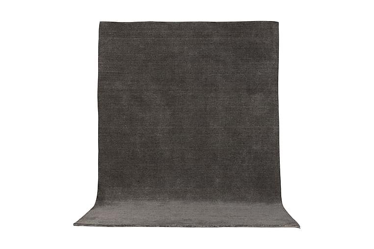 Bjurå Matte 162x230 cm - Grå - Innredning - Tepper & Matter - Ullteppe