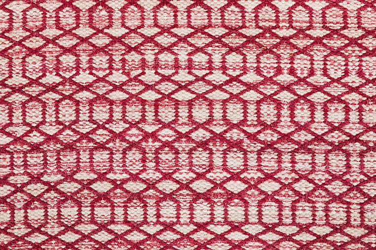 Gulvteppe PADOVA 230x160 Rød