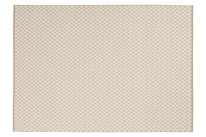 Horredsmattan Tjörn Ullmatte 140x200 - Beige - Innredning - Tepper & Matter - Ullteppe