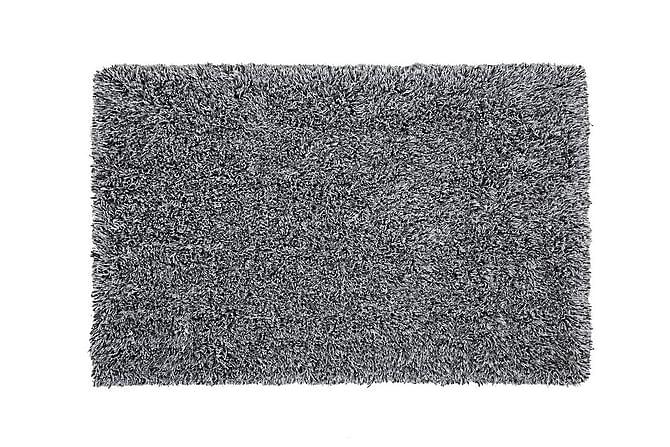 Bleakley Matte 140x200 cm Melert - Svart - Innredning - Tepper & Matter