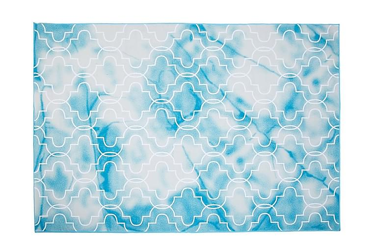 Elazig Matte 160   230 - Blå - Innredning - Tepper & Matter