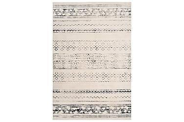 Teppe print beige 140x200 cm polyester