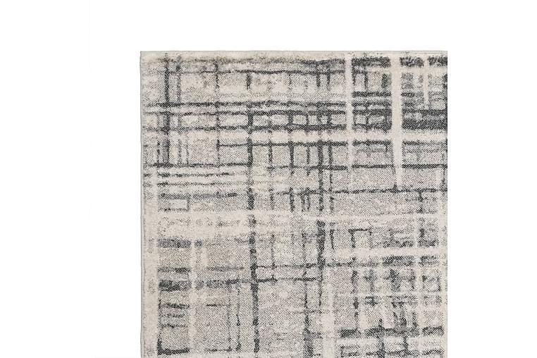 Teppe print beige 80x150 cm polyester - Beige - Innredning - Tepper & Matter