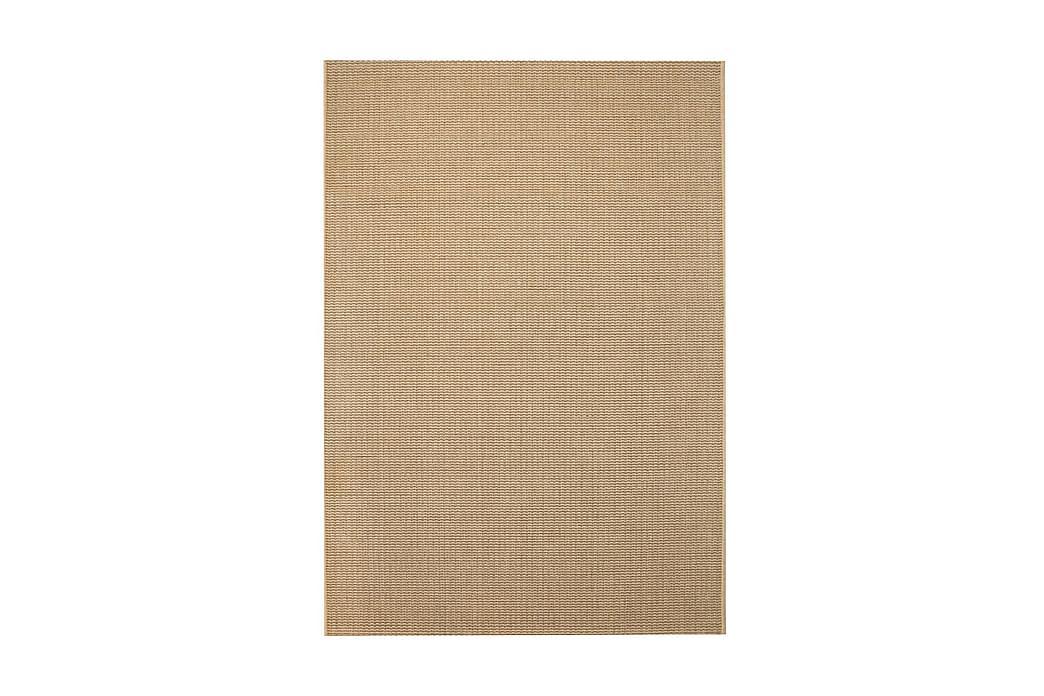 Teppe sisal-aktig utseende innendørs/utendørs 160x230cm - Beige - Innredning - Tepper & Matter