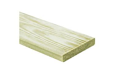 Terrassebord 50 stk 150x12 cm FSC tre