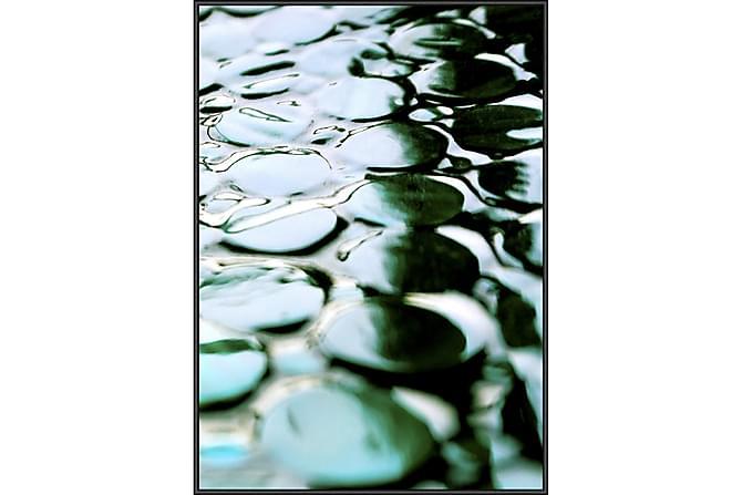 Aqua II Bilde - 50x70 cm - Innredning - Veggdekorasjon - Bilder & kunst