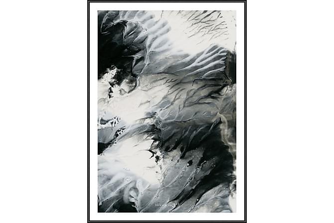 Dark Clouds Bilde - 50x70 cm - Innredning - Veggdekorasjon - Bilder & kunst
