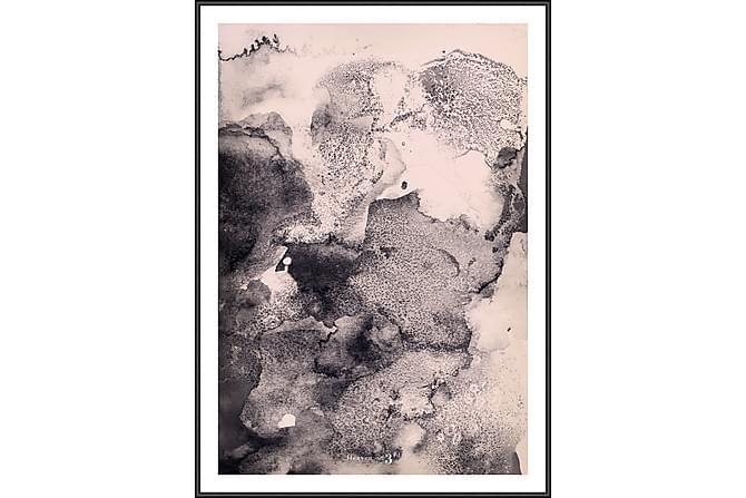 Dusty Rose Bilde - 50x70 cm - Innredning - Veggdekorasjon - Bilder & kunst