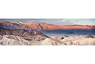 Mountain Scape Kanvasbilde
