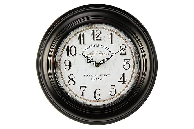 Klokke The Country Cottage - 62cm - Innredning - Veggdekorasjon - Klokker