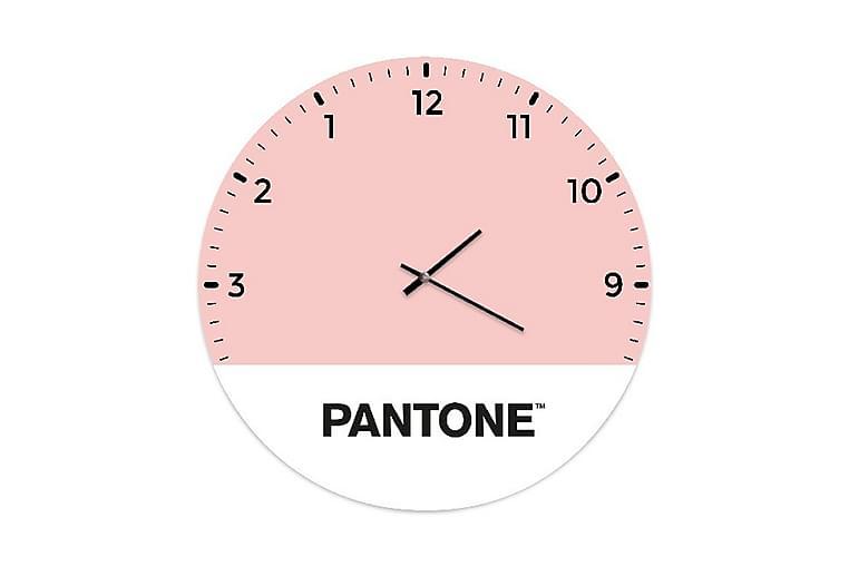 PANTONE Up side Down Klokke - Pantone By Homemania - Innredning - Veggdekorasjon - Klokker