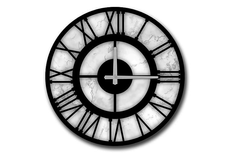 Veggdekorasjon MDF Klokke - Innredning - Veggdekorasjon - Klokker