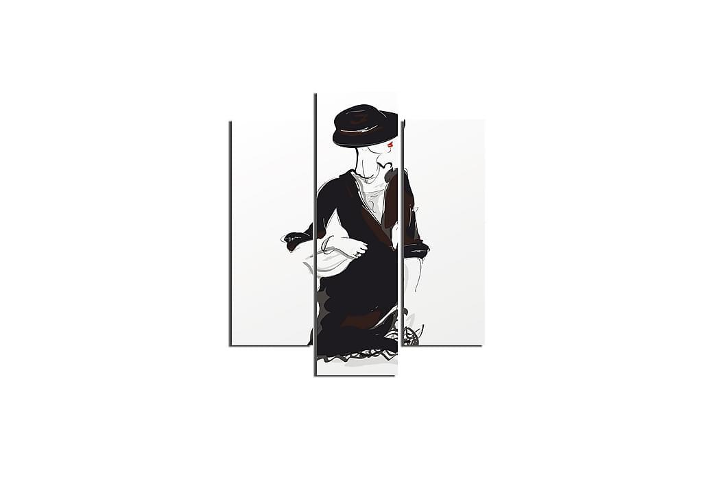 Homemania Jente Rammeverk - Homemania - Innredning - Veggdekorasjon - Lerretsbilder