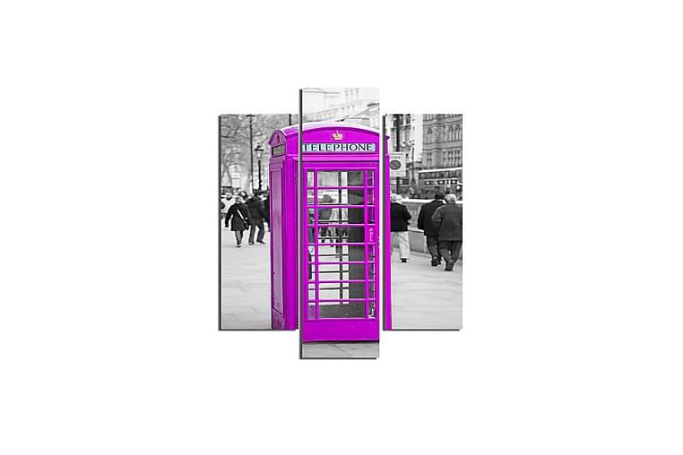 Homemania London Rammeverk - Homemania - Innredning - Veggdekorasjon - Lerretsbilder