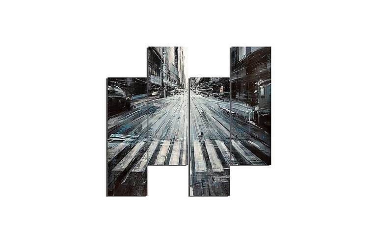 Homemania New York Rammeverk - Homemania - Innredning - Veggdekorasjon - Lerretsbilder