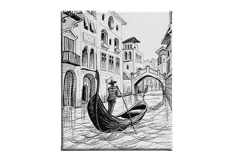 Homemania Venezia Rammeverk - Homemania - Innredning - Veggdekorasjon - Lerretsbilder